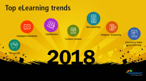 Top eLearning Trends For 2018