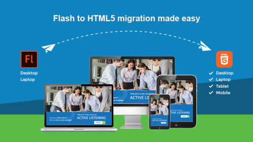 Migrating Legacy Flash Courses Is Still Worth The Money