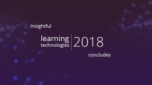 Our experience at #LT18 expo