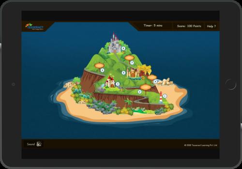 Gamification Example - Visual Menu and Scoring