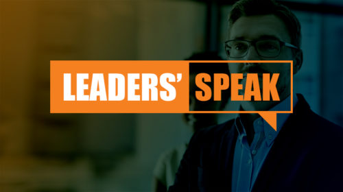 LEADERS' SPEAK: Candid During COVID19 (Session 1)