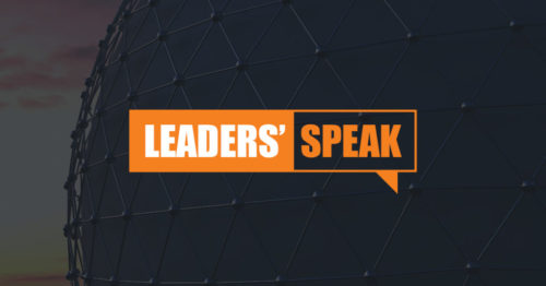LEADERS' SPEAK: Candid During COVID19 (Session 2)