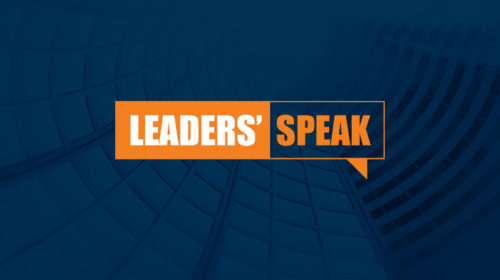 LEADERS' SPEAK: Candid During COVID19 (Session 3)